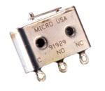 Sealed Basic Switches